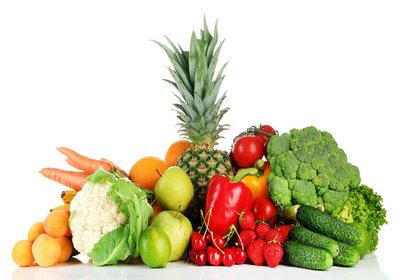 夏季常食红绿色食物去火