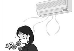 长时间吹空调与咳嗽有什么关系