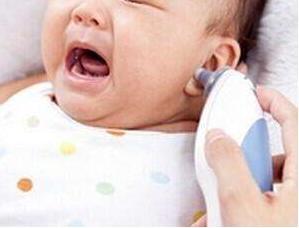 宝宝发烧为什么反反复复