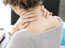 颈椎病肩周炎自我疗法