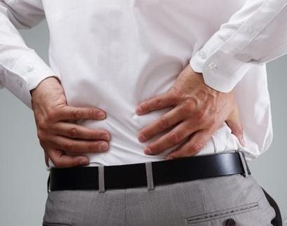 如何缓解腰酸背痛