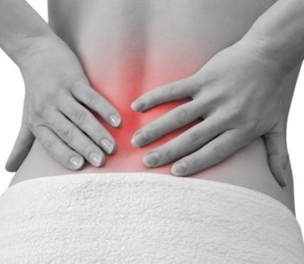 女性腰疼后背疼的原因