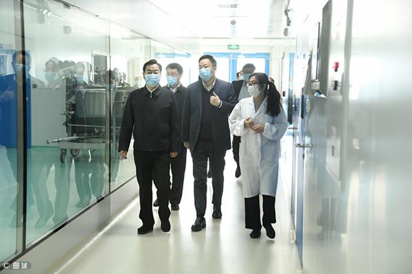 山东省委副书记杨东奇到鲁南制药集团新时代药业调研
