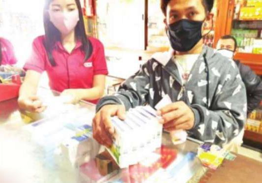"""疫情严重,对症中成药在印尼被""""抢断货""""!太极集团携手海外经销商舍利捐赠"""