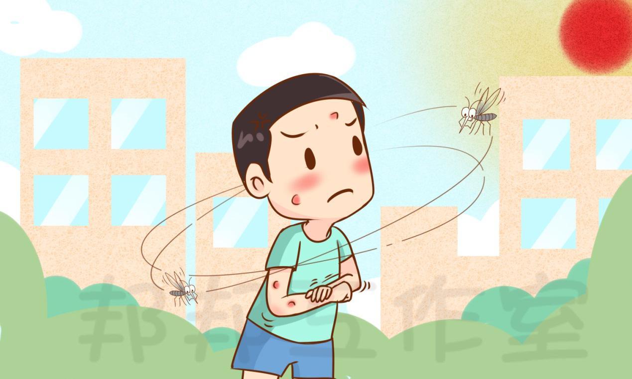 丘疹性荨麻疹患者的内心疑问:谁在咬我?该怎么办?