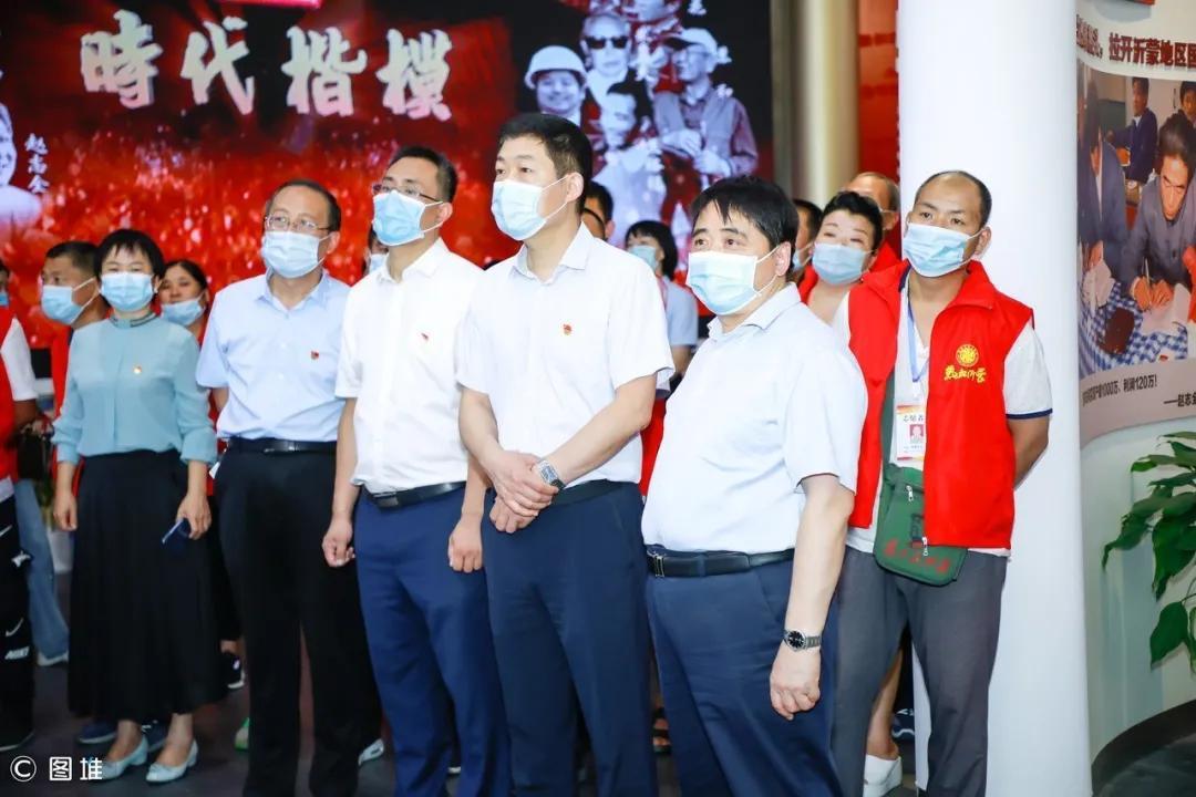 红色沂蒙,热血鲁南——鲁南制药无偿献血点揭牌