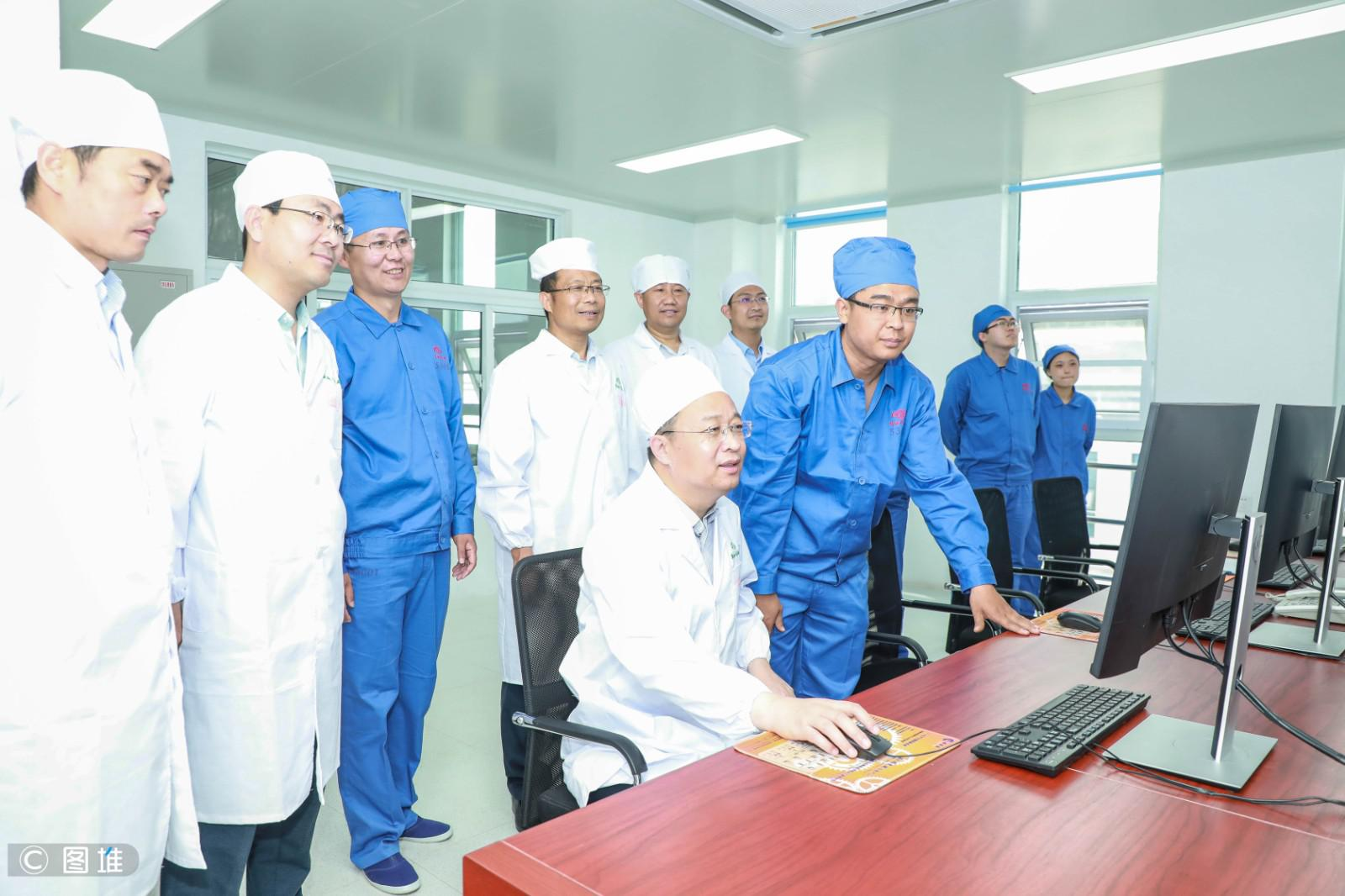 鲁南制药集团奥利司他产业化项目投产仪式举行