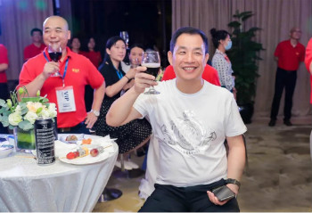 相约宏济堂 做强宏济堂 ——西普会宏济堂之夜高端商务酒会隆重举行
